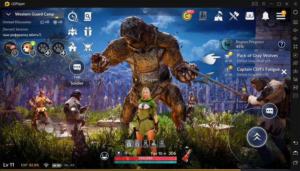 Best Settings for Gaming Black Desert Mobile on PC