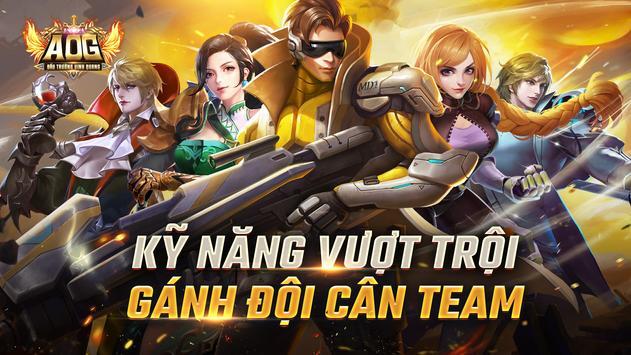 AOG Đấu Trường Vinh Quang