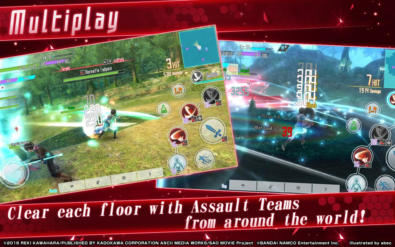 play Sword Art Online: Integral Factor on pc