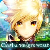 play Crystal Hearts World on pc