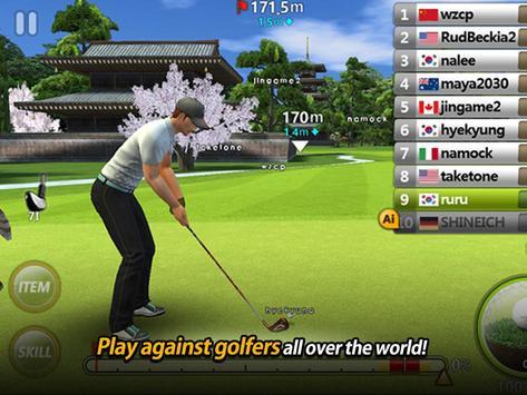 PC로 골프스타 하기