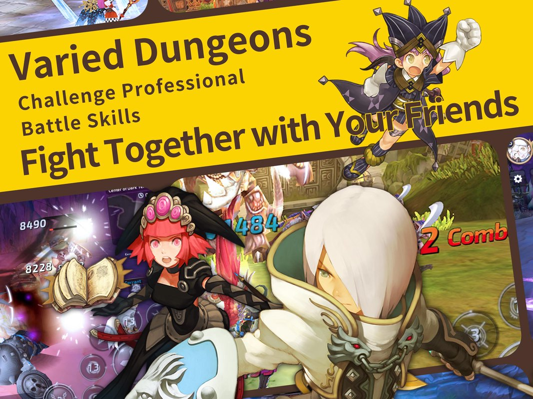 play Dragon Nest M on pc
