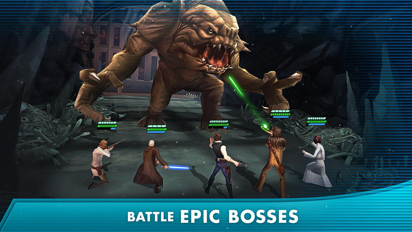 Download&Play Star Wars™: Galaxy of Heroes on PC with