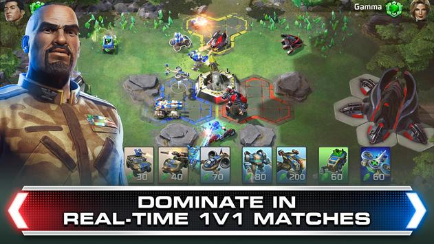 play Command & Conquer: Rivals PVP on pc