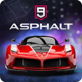 Asphalt 9 Legends on pc