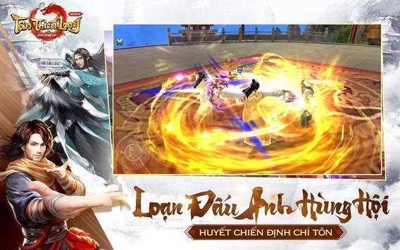 Chơi Tân Thiên Long Mobile trên pc
