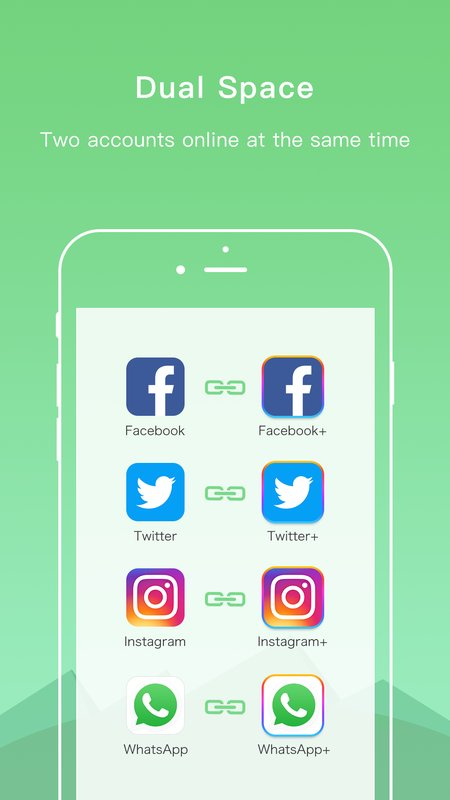 Download&Play Dual Space Lite - Multiple Accounts & Clone App on PC