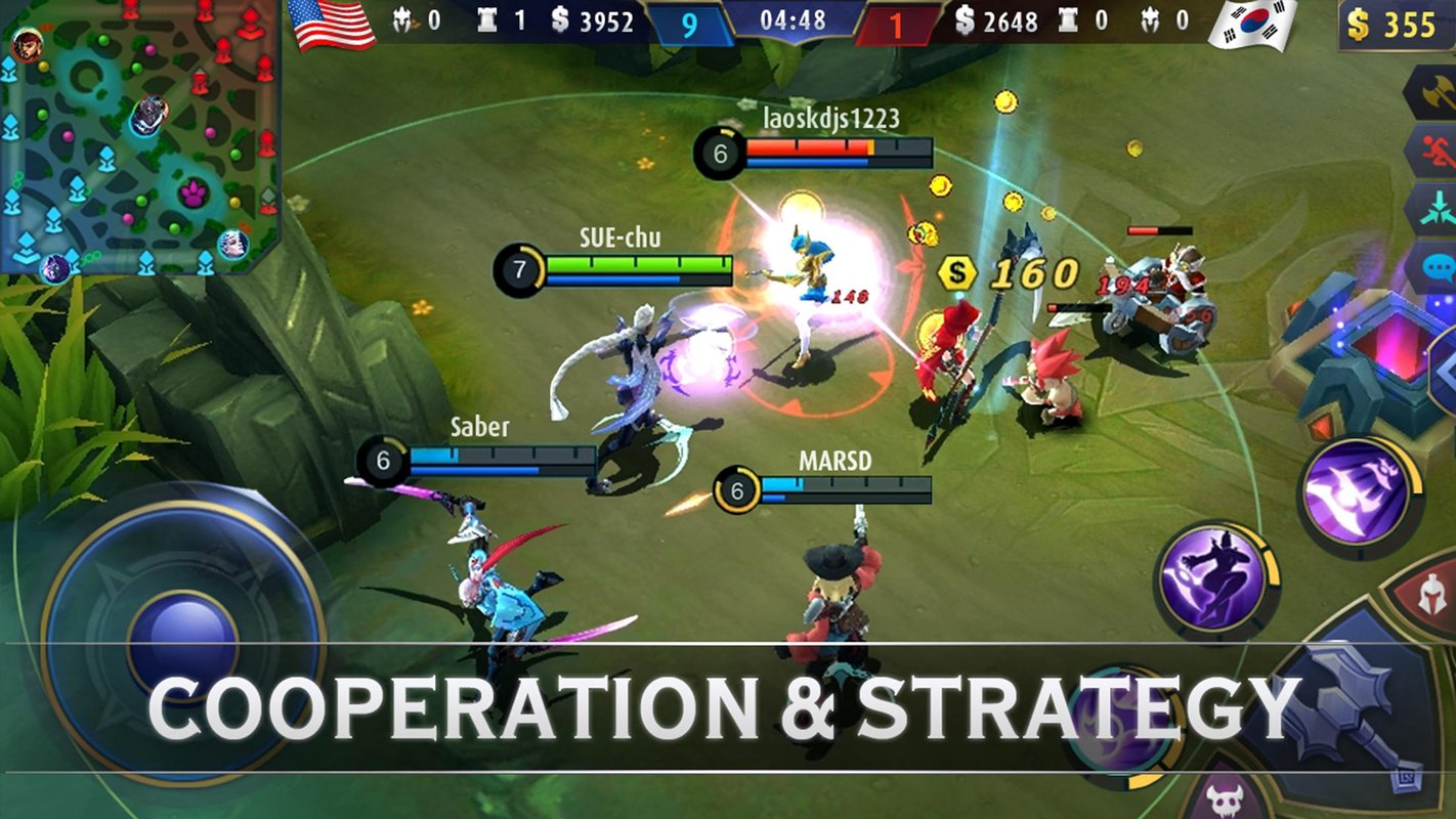 Download&Play Mobile Legends: Bang Bang on PC with Emulator - LDPlayer