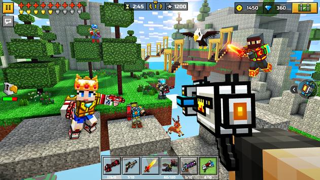 Pixel Gun 3D Battle Royale (Стрелялки Онлайн