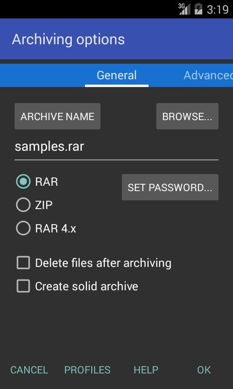 RAR  電腦版apk下載