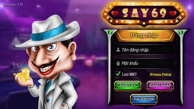 Say69 - Cổng game hoàng gia