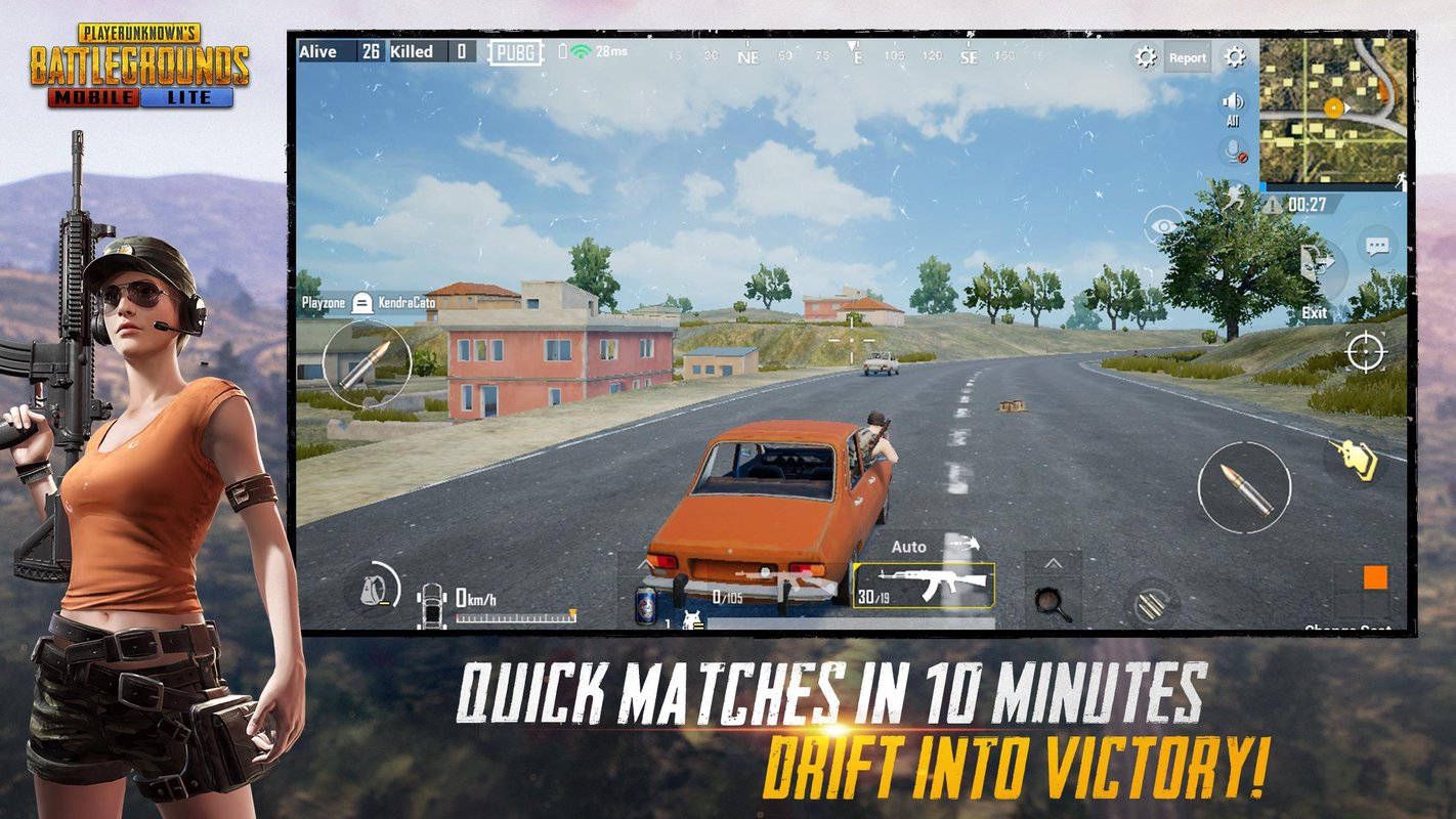 Download&Play PUBG MOBILE LITE on PC with Emulator - LDPlayer