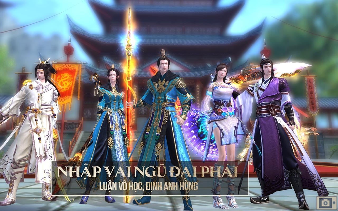 play Cửu Âm 3D VNG on pc