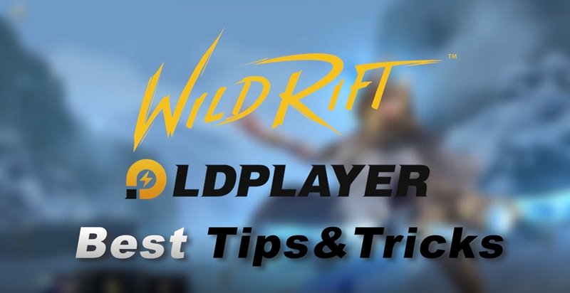 Wild Rift Best Tips&Tricks | Play League of Legends on PC