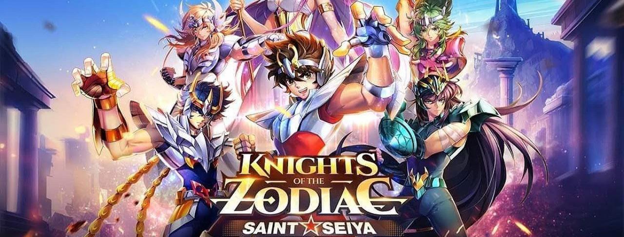 Saint Seiya Awakening : Knights of the zodiac on pc