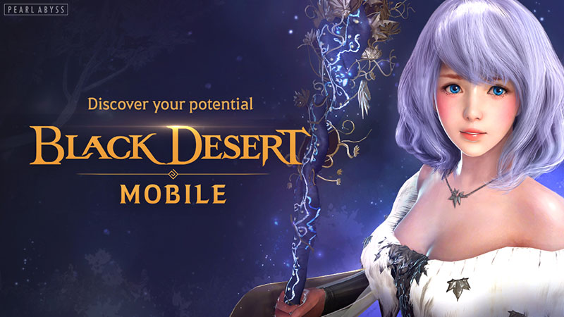 Guia de Suporte do Gamepad / Controlador para Black Desert Mobile PC