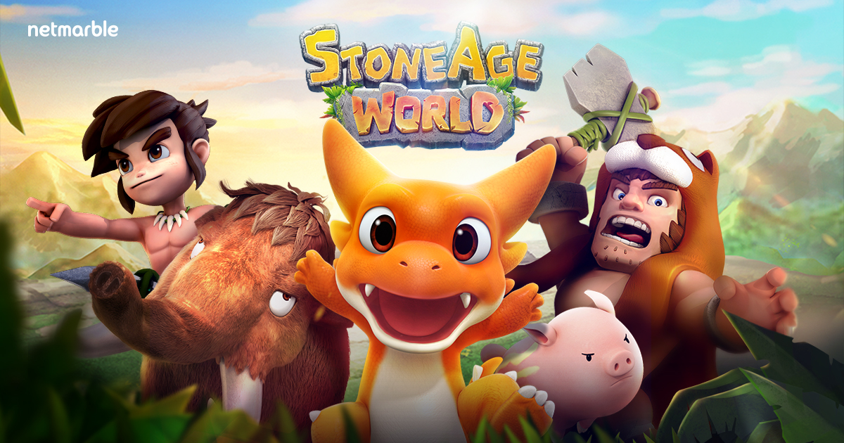 StoneAge Worldบนพีซี: วิธีดาวน์โหลดและเ...