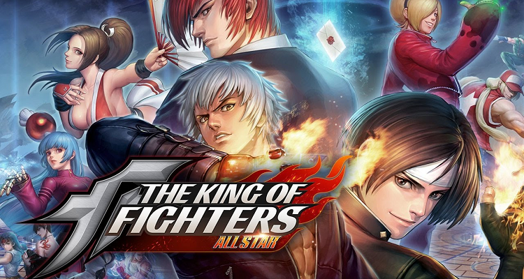 The King of Fighters ALLSTAR——Jogar com ...