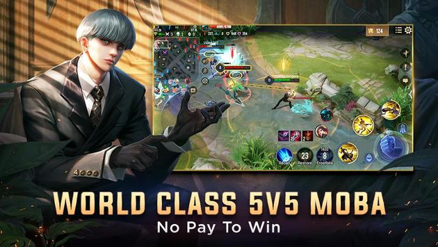 Garena AOV - Arena of Valor: Action MOBA ID