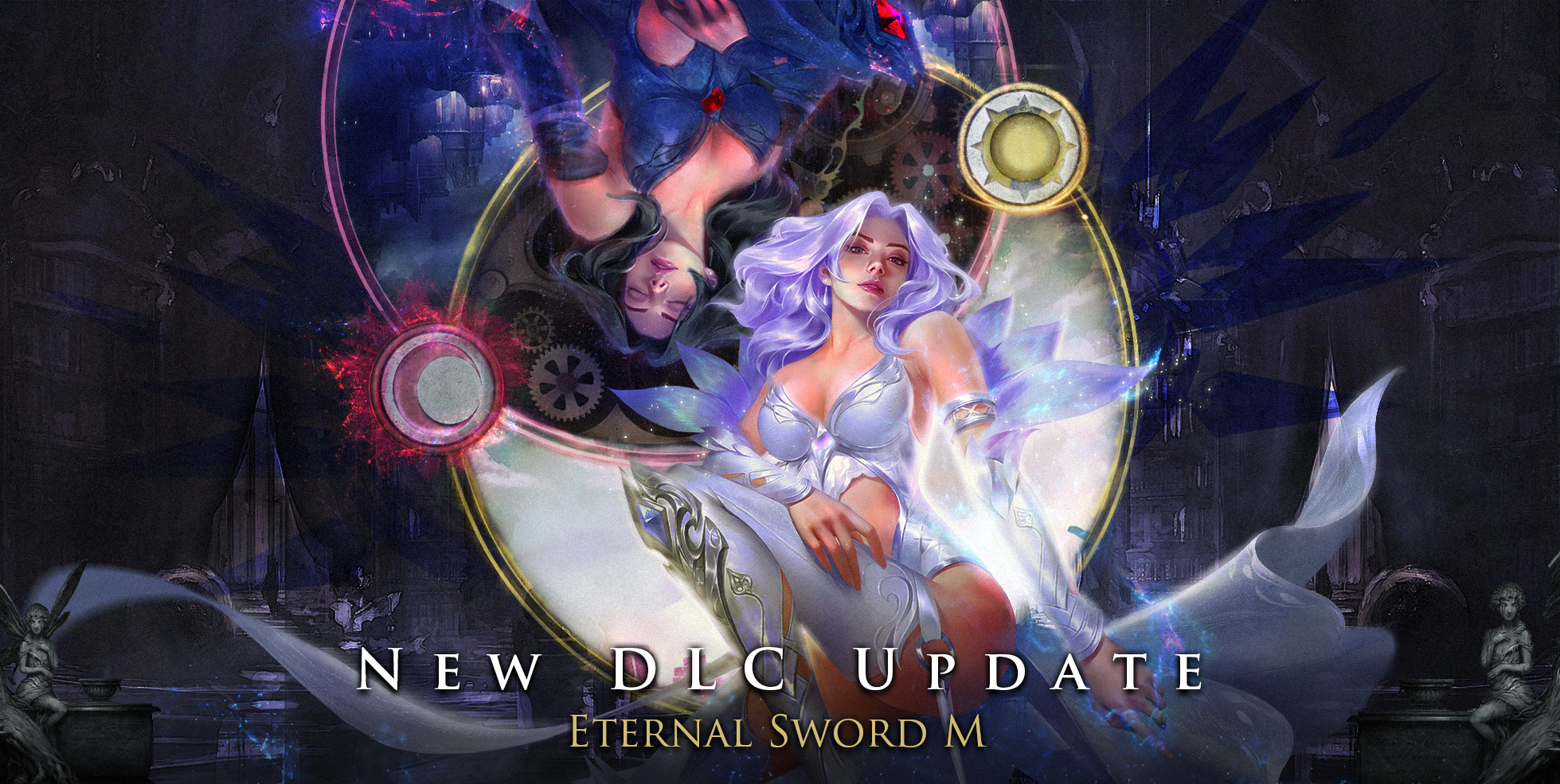 Eternal Sword M - New DLC Update: Mecha Era