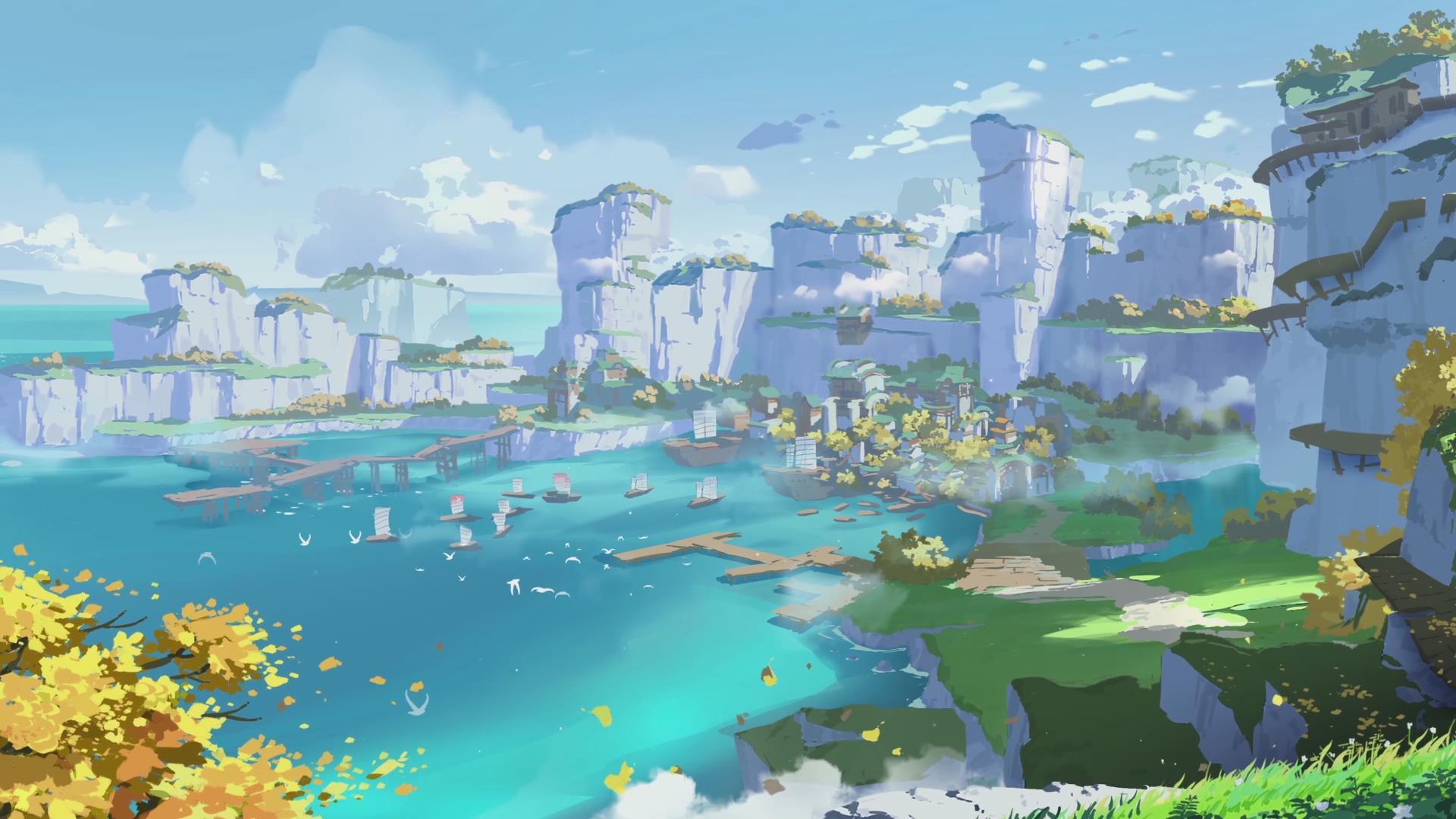 《原神》將於今秋正式登陸PlayStation®4