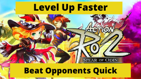 Action RO2 Spear of Odin - Level Up Faster and Beat Your Opponents Quick