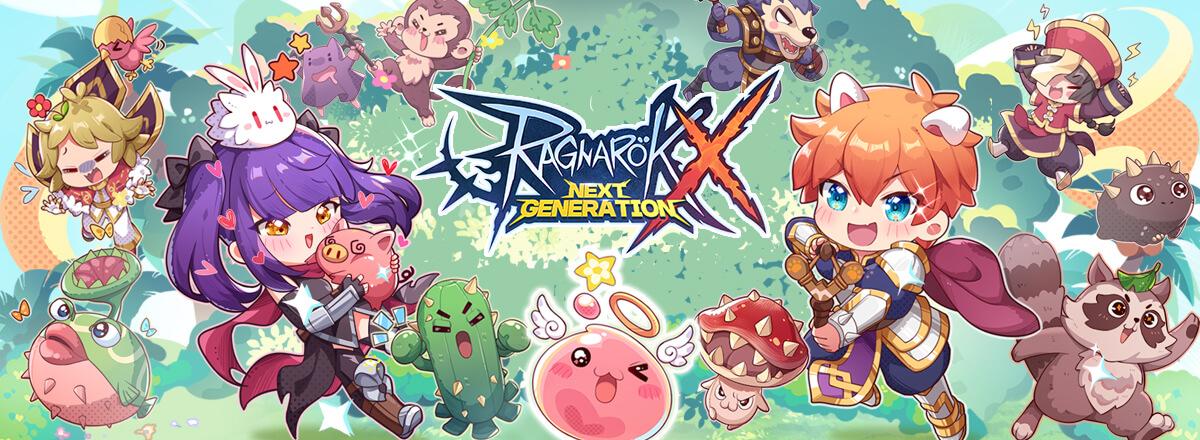 Rayakan peluncuran sistem hewan peliharaan (Pet) Ragnarok X: Next Generation