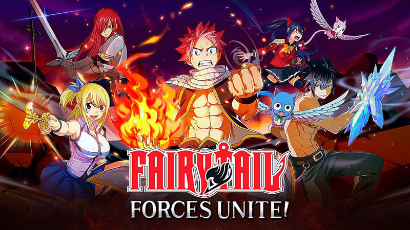 Download and Play FAIRY TAIL: Forces Unite on PC