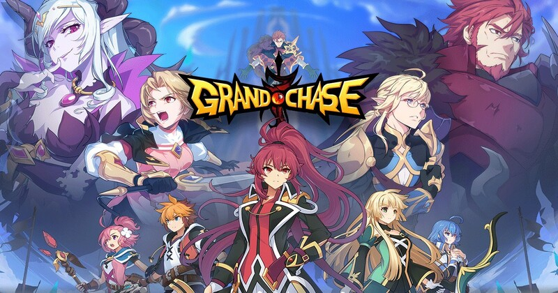 A complete Beginner's Guide to Grand Chase