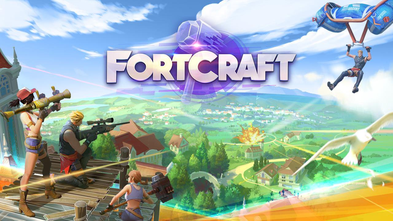 play FortCraft on pc