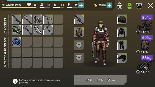 Dark Days Zombie Survival