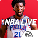 NBA LIVE Mobile Basketball on pc