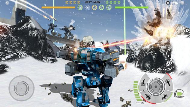 Mech Battle Robots War Game