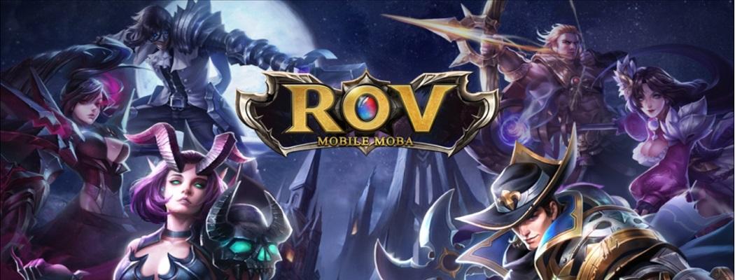 Garena RoV: Mobile MOBA on pc