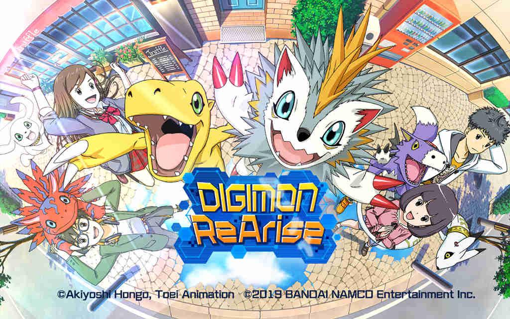 แนะนำง่ายๆ - วิธีการเล่น Digimon ReArise บน PC