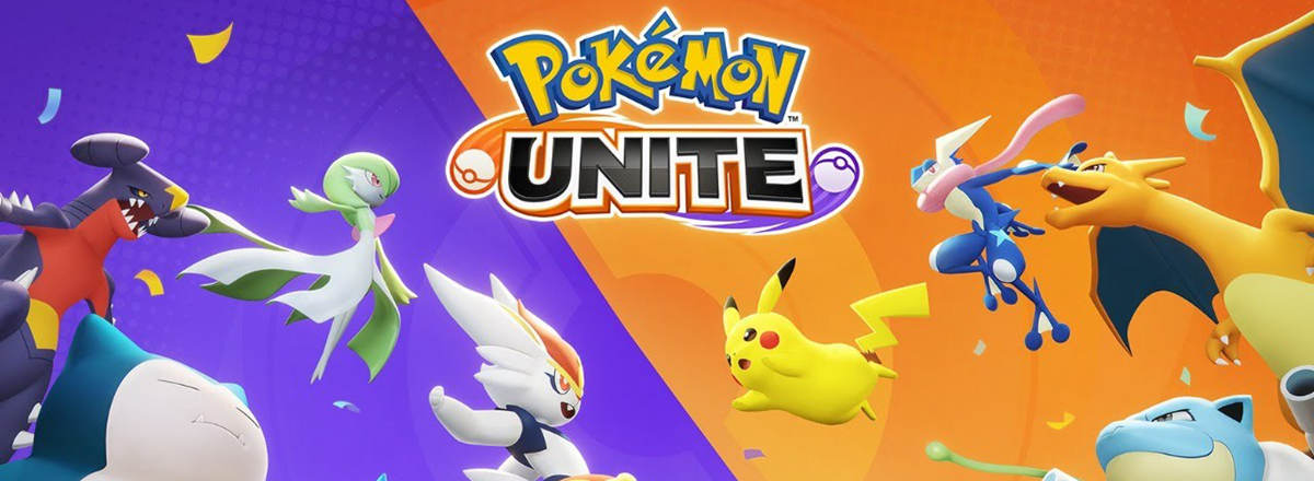 Играть в «Pokémon UNITE» бесплатно на пк