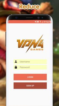 VPN4Games VPN Speed Up Online Games