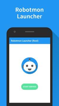Robotmon Launcher (Root)