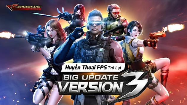 Tải/Chơi CrossFire: Legends trên pc với giả lập android - LDPlayer