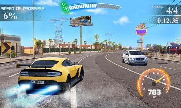 Đua xe đường phố 3D
