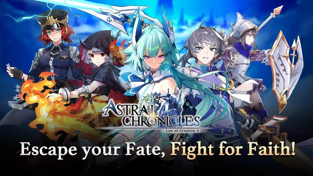 Download&Play Astral Chronicles on PC with Emulator - LDPlayer