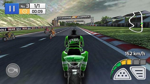 Giải đua xe moto thật 3D