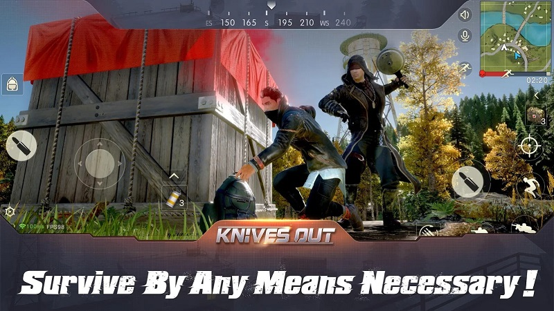 Download&Play Knives Out on PC with Emulator - LDPlayer