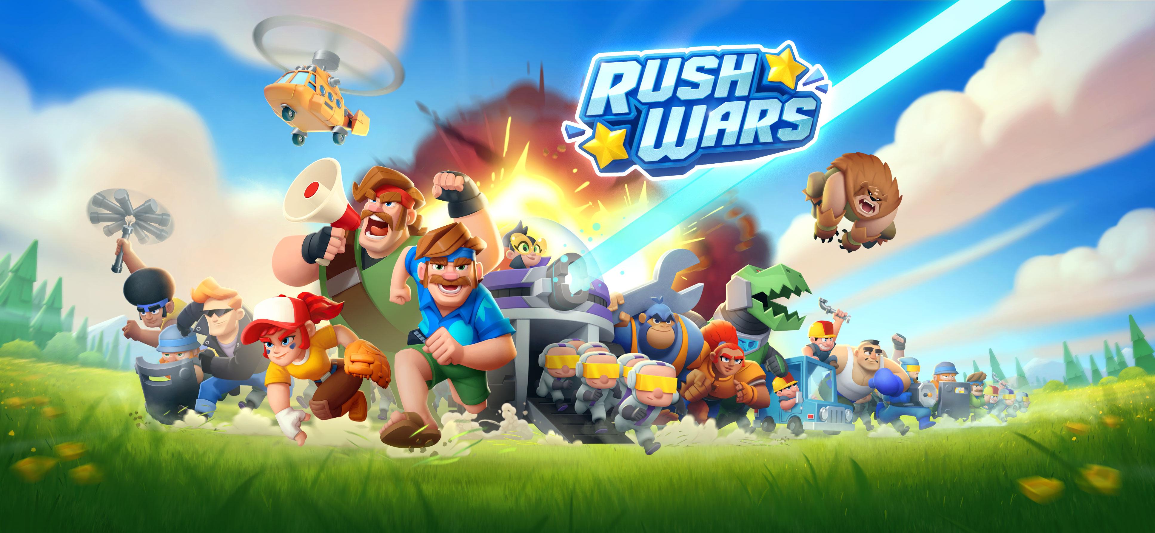 Rush Wars, novo jogo de Supercell, surpresa ou decepção?