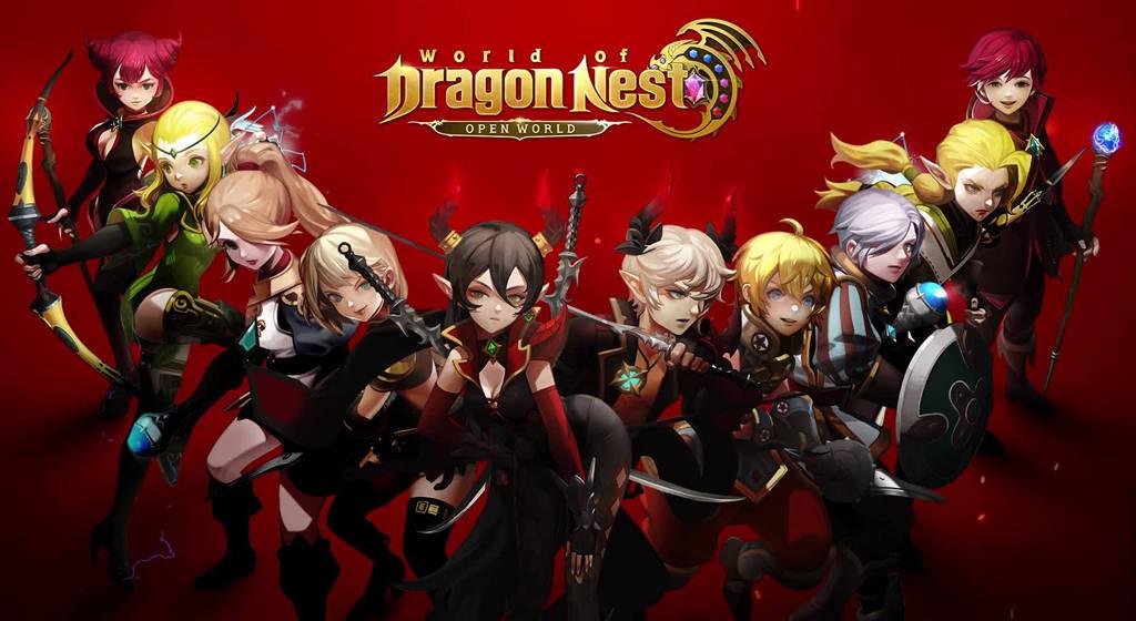 วิธีเล่น World of Dragon Nest (WoD) บน PC