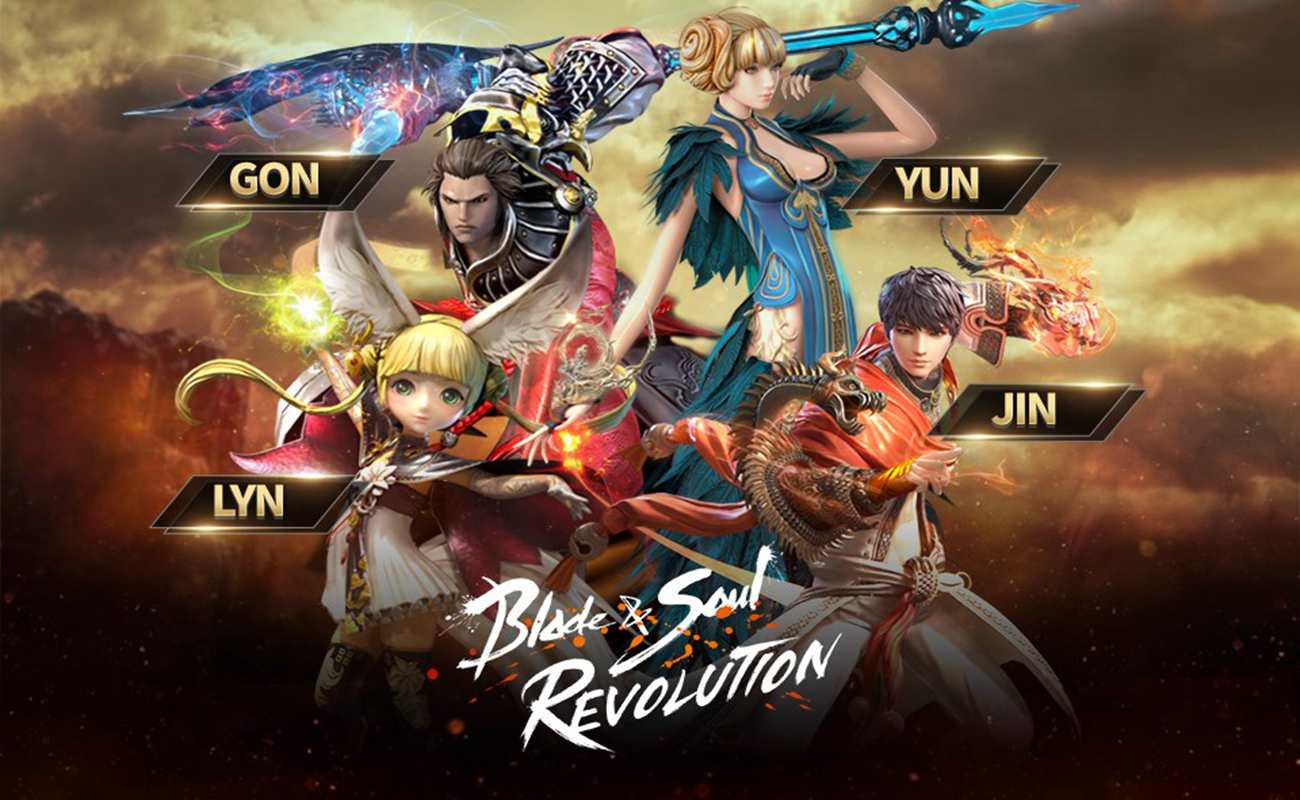 Blade & Soul Revolution: Which Class You Should Choose