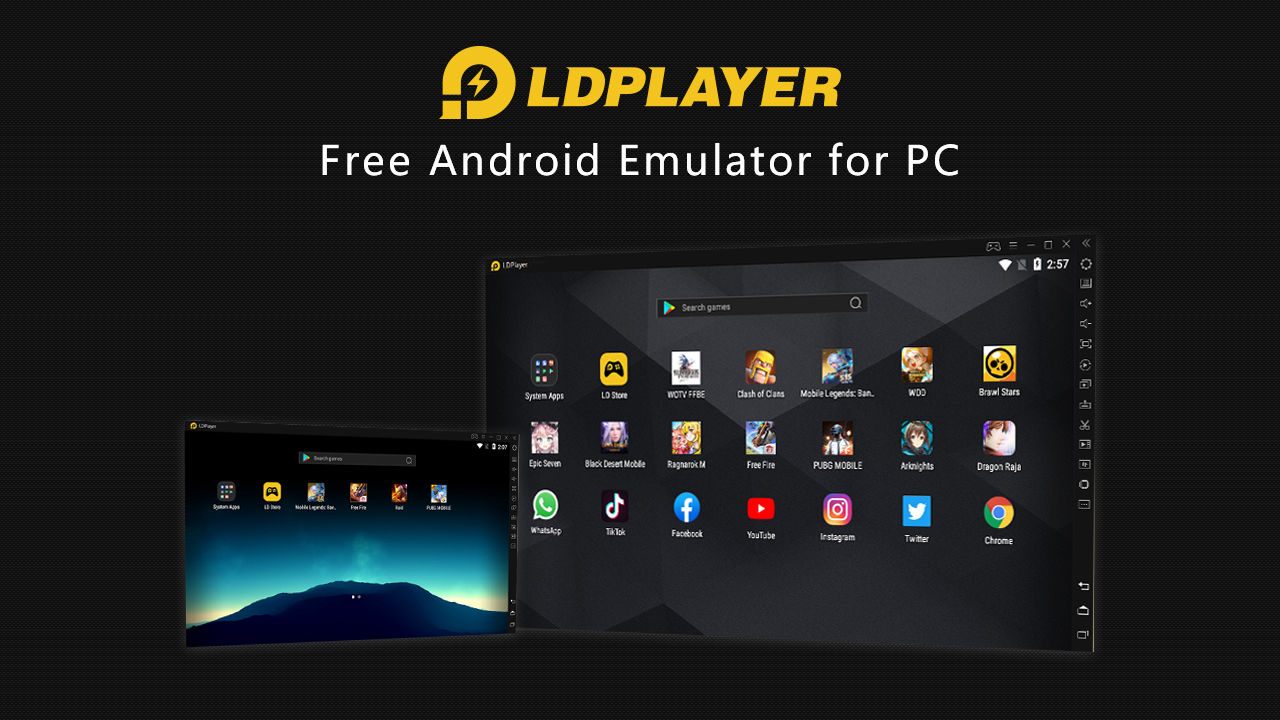 Ldplayer Fastest Android Emulator For Pc Free Download