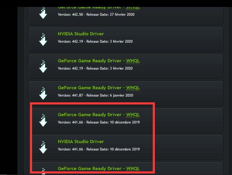 Carte Graphique Nvidia
